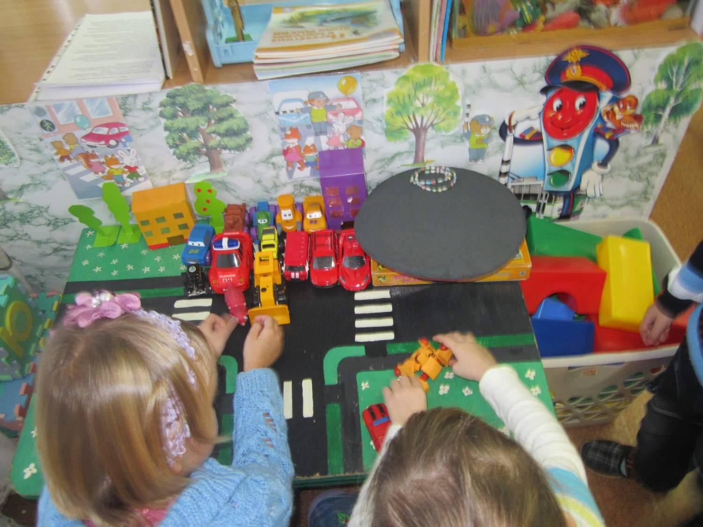 Конкурс развивающая среда в детском саду